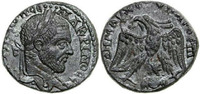 Roman Provincial  217-218 AD. EF MACRINUS, AR Tetradrachm, Antioch/EAGLE 350,00 EUR 