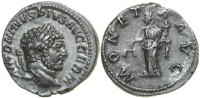 Roman Imperial WINTER SALES DISCOUNT!! CARACALLA, AR Denarius, Rome/MONETA