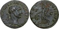 Æ As 101 - 102 AD Imperial TRAJANUS, Rome/VICTORY vz-  150,00 EUR  zzgl. 12,00 EUR Versand