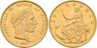 20 Kroner 1890 Denmark DENMARK, Christian IX 1890 GOLD   390,00 EUR kostenloser Versand