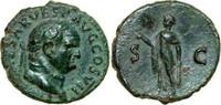 Æ As 76 AD Imperial VESPASIANUS, Rome/SPES ss  180,00 EUR  zzgl. 12,00 EUR Versand