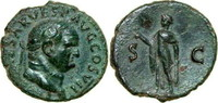Æ As 69 - 79 AD Imperial VESPASIANUS 69 - 79 AD. , 9.76g. RIC 894 Very ... 180,00 EUR  zzgl. 12,00 EUR Versand