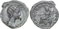 AR Denarius 225 - 227 AD Imperial ORBIANA,...