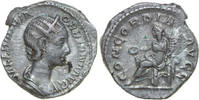 AR Denarius 225 - 227 AD Imperial ORBIANA, Rome/CONCORDIA   280,00 EUR  zzgl. 12,00 EUR Versand
