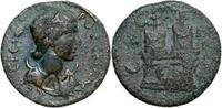 249 - 251 AD Provincial HERENNIA ETRUSCILLA, Æ-24, Rome/ALTARS ss-  350,00 EUR kostenloser Versand