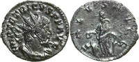 Antoninianus 270 - 273 AD Imperial TETRICUS I, Cologne/SALUS vz  40,00 EUR  zzgl. 12,00 EUR Versand