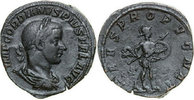 Æ Sestertius 240 - 243 AD Imperial GORDIANUS III, Rome/MARS vz-  220,00 EUR  zzgl. 12,00 EUR Versand