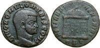 Æ Follis 309 AD Imperial DIVUS ROMULUS, Rome/EAGLE vz-  340,00 EUR kostenloser Versand