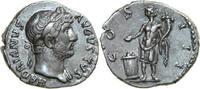 AR Denarius 124 - 128 AD Imperial HADRIANUS, Rome/GENIUS vz-  240,00 EUR  zzgl. 12,00 EUR Versand