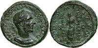 Æ As 217 - 218 AD Imperial MACRINUS, Rome/FIDES vz-  980,00 EUR kostenloser Versand