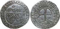 Dubbele Groot 1384 - 1404 Low Countries VL...