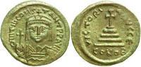 Byzantine SOLIDUS 578 - 582 AD  TIBERIUS II CONSTANTINUS, AV , Constanti... 580,00 EUR kostenloser Versand