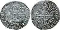Groot 1312 - 1355 Low Countries BRABANT, Jan III, ½ , Brussel ND 1312 -... 260,00 EUR  zzgl. 12,00 EUR Versand