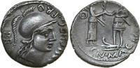 AR Denarius 46 - 45 BC v. Chr. Republican ROMAN REPUBLIC Cn. Pompeius J... 380,00 EUR kostenloser Versand
