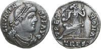 364 -378 AD Imperial VALENS 364 -378 AD. AR Siliqua, 2.09g. RIC 27e Go... 210,00 EUR  zzgl. 12,00 EUR Versand