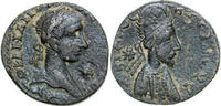 Provincial  MESOPOTAMIA - EDESSA Gordianus III & Abgar X Phraates 238 - 244 AD. Æ-23, 7.71g.