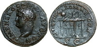 Æ SEMIS 54 - 68 AD Imperial NERO 54 - 68 A...