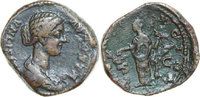 Æ As 178 - 182 AD Imperial CRISPINA, Rome/JUNO ss  60,00 EUR  zzgl. 12,00 EUR Versand