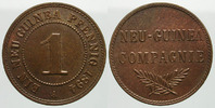 Deutsch-Neuguinea 1 Neu-Guinea-Pfennig 
