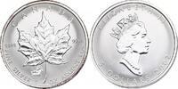 Kanada 5 Dollar Maple Leaf mit Lunar-Privy Jahr des Pferdes
