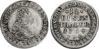 1/12 Taler 1714 PFC Deutschland - Sachsen - Meiningen Ernst Ludwig (170... 250,00 EUR inkl. gesetzl. MwSt., zzgl. 9,90 EUR Versand