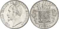 2 Gulden 1854 Deutschland - Sachsen - Meiningen Bernhard Erich Freund (... 370,00 EUR inkl. gesetzl. MwSt., zzgl. 9,90 EUR Versand