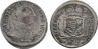 15 Kreuzer 1759 Deutschland - Württemberg Karl Eugen (1744 - 1793) vz  200,00 EUR inkl. gesetzl. MwSt., zzgl. 9,90 EUR Versand