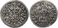 1/24 Taler 1701 HL Deutschland - Hildesheim (Stadt)  f.vz, R  130,00 EUR inkl. gesetzl. MwSt., zzgl. 9,90 EUR Versand