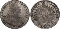Madonnentaler 1760 Deutschland - Bayern Maximilian III. Joseph (1745 - ... 85,00 EUR inkl. gesetzl. MwSt., zzgl. 9,90 EUR Versand