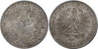 Doppeltaler 1841 Deutschland - Frankfurt  ss-vz  280,00 EUR inkl. gesetzl. MwSt., zzgl. 9,90 EUR Versand