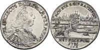 Deutschland - Regensburg Taler 1756 ICB vz Franz I. (1745 - 1765) 560,00 EUR inkl. gesetzl. MwSt.,  zzgl. 9,90 EUR Versand