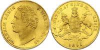Dukat 1841 A Deutschland - Württemberg Wilhelm I. (1816 - 1864) fvz., k... 470,00 EUR  zzgl. 9,90 EUR Versand