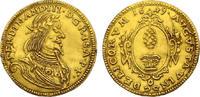 Dukat 1649 Deutschland - Augsburg Ferdinand III. (1637 - 1657) f.vz, RR  2440,00 EUR inkl. gesetzl. MwSt.,kostenloser Versand