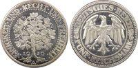 Weimarer Republik 5 RM Eichbaum