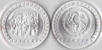 5 Unzen Silber, 1992, Mexiko, Piedaa de Tizoc, stempelglanz,  125,00 EUR  + 5,00 EUR frais d'envoi