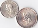 2 und 5 Mark, 1934, Deutschland, Drittes Reich,Friedrich von Schiller,Z... 310,00 EUR  + 5,00 EUR frais d'envoi