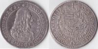 Reichstaler, 1654, Römisch Deutsches Reich, Haus Habsburg,Erzherzog Fer... 470,00 EUR  + 5,00 EUR frais d'envoi