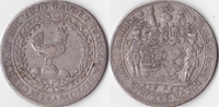 Reichstaler, 1696, Deutschland, Henneberg, Grafschaft, Ausbeute der Gru... 1240,00 EUR  + 10,00 EUR frais d'envoi
