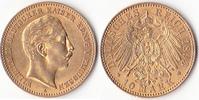 Zehn Mark, 1893, Deutschland, Kaiserreich,Königreich Preußen,Wilhelm II... 205,00 EUR  + 5,00 EUR frais d'envoi