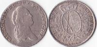 1/3 Taler, 1787, Deutschland, Sachsen,Friedrich August III.,1763-1806, ... 135,00 EUR  zzgl. 5,00 EUR Versand