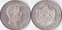 Taler, 1865, Deutschland, Großherzogtum Baden,Friedrich I.,als Prinzreg... 420,00 EUR  + 5,00 EUR frais d'envoi