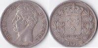2 Francs, 1827 W., Frankreich, Karl X., vz.,  295,00 EUR  + 5,00 EUR frais d'envoi