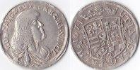2/3 Taler, 1674, Deutschland, Sayn-Wittgenstein-Hohenstein,Gustav, sehr... 285,00 EUR  + 5,00 EUR frais d'envoi