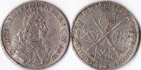 2/3 Taler, 1692, Deutschland, Sachsen,Johann Georg IV., ss-vz,  275,00 EUR  + 5,00 EUR frais d'envoi