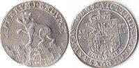 2/3 Taler, 1747, Deutschland, Anhalt-Bernburg,Viktor Friedrich,1721-176... 490,00 EUR