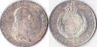 2/3 Taler, 1809, Deutschland, Königreich Sachsen,Friedrich August I.,18... 270,00 EUR  + 5,00 EUR frais d'envoi