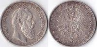5 Mark, 1876, Deutschland, Kaiserreich,Königreich Württemberg,Karl, seh... 120,00 EUR  + 5,00 EUR frais d'envoi