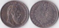 5 Mark, 1875, Deutschland, Kaiserreich,Königreich Württemberg,Karl, seh... 65,00 EUR  + 3,50 EUR frais d'envoi