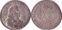 2/3 Taler, 1691, Deutschland, Sachsen,Johann Georg III., sehr schön,  195,00 EUR  + 5,00 EUR frais d'envoi