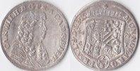 2/3 Taler, 1678, Deutschland, Anhalt-Zerbst,Fürstentum,Carl-Wilhelm,166... 225,00 EUR  + 5,00 EUR frais d'envoi